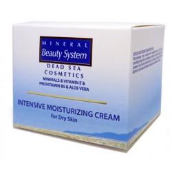 Интенсивный увлажняющий крем для лица для сухой кожи Mineral Beauty System