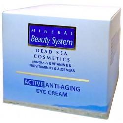 Антивозрастной крем для век Актив Mineral Beauty System
