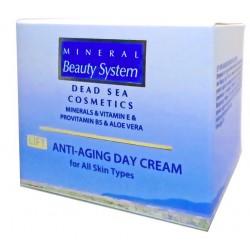 Подтягивающий дневной крем для всех типов кожи Lift Mineral Beauty System