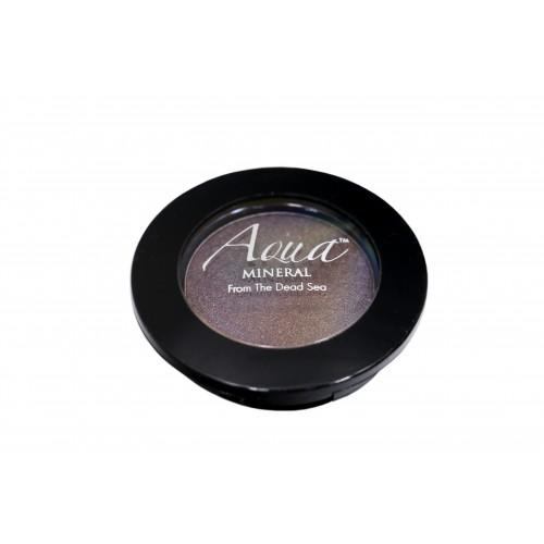 Тени компактные Eye Shadow «Black Onyx» черный оникс Aqua Mineral