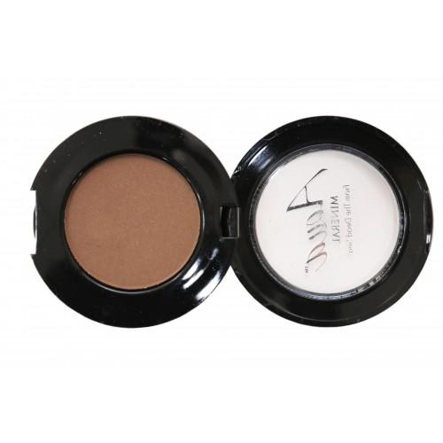Тени компактные Eye Shadow «Chocolate Mousse» Aqua Mineral