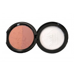 Румяна «Multicolor Peach Melba» палитра: 2 оттенка Aqua Mineral