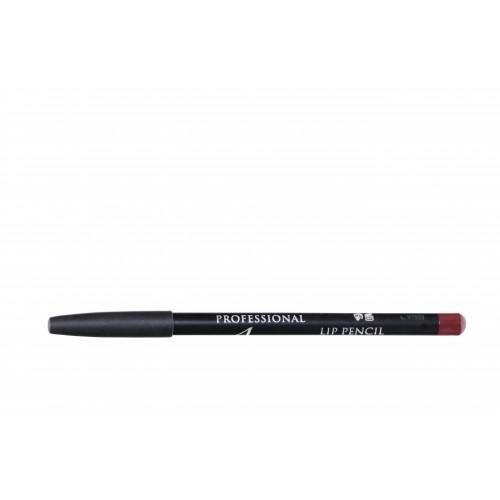 Карандаш для губ контурный бордовый Lip Pencil Burgundy Aqua Mineral