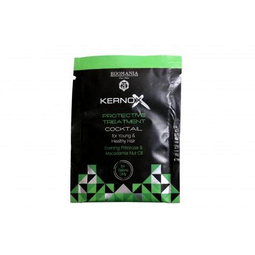 Коктейль с маслом ореха макадамии для молодых и здоровых волос Egomania Kernox