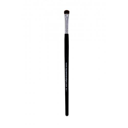 Кисть №7 для прорисовки теней и подводки глаз Aqua Mineral
