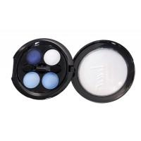 Тени «Blue Sky» палитра 4 оттенка, с аппликатором Aqua Mineral